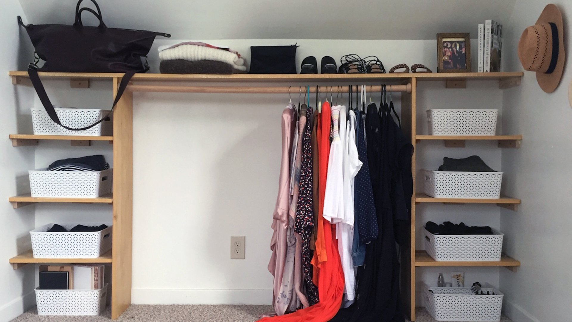 Picture of: How To Make A Dream Diy Dressing Room Life Storage Blog