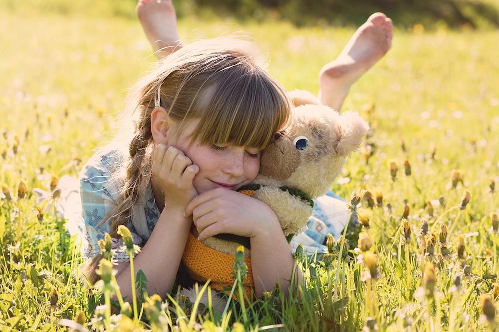 Moving with Children - Childhood lovie