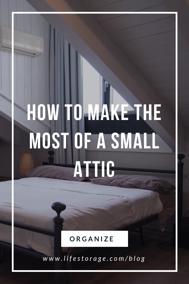 How to Make the Most of a Small Attic - Ideas and Tips