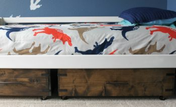 Under Bed Storage DIY: How to Make Your Own