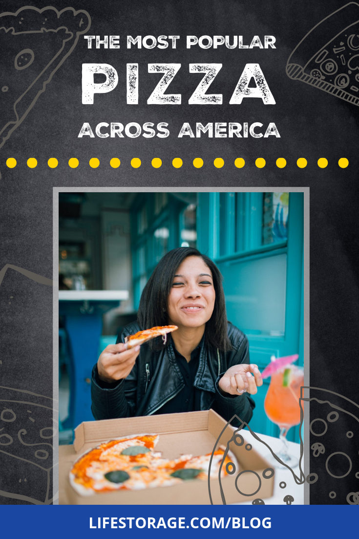 Most Popular College Town Pizza Places in the US - Life Storage Blog
