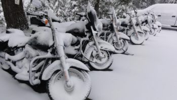 Motorcycle Winter Storage: How to Maintain Your Bike in the Cold