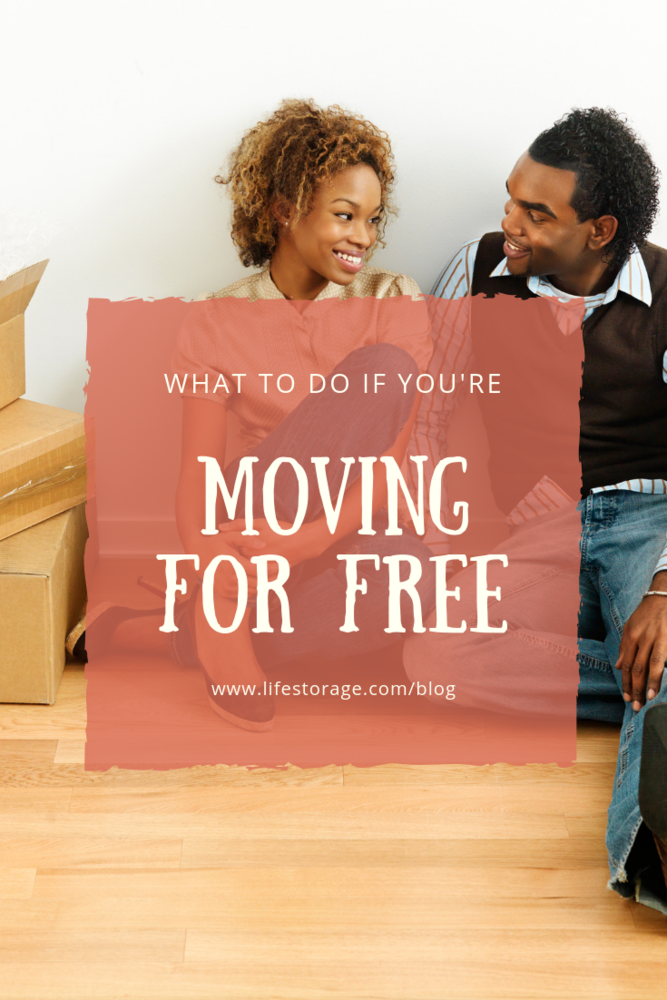 What to Do When You Need Help Moving for Free - Pinterest Pin