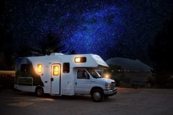RV Storage - 3 Things to Know to Winterize Your Camper
