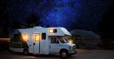 RV storage - how to winterize an RV