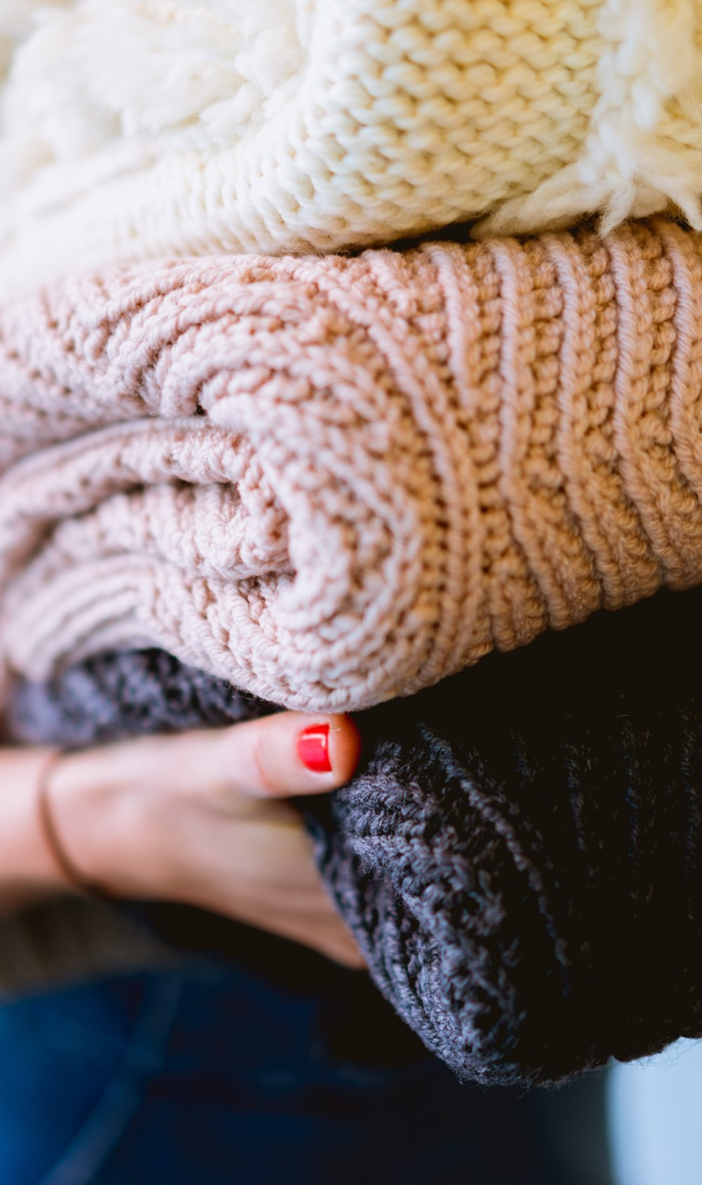 How to Move in Winter | Just like Grandma always said, layers keep you warm and dry and comfortable all move long.