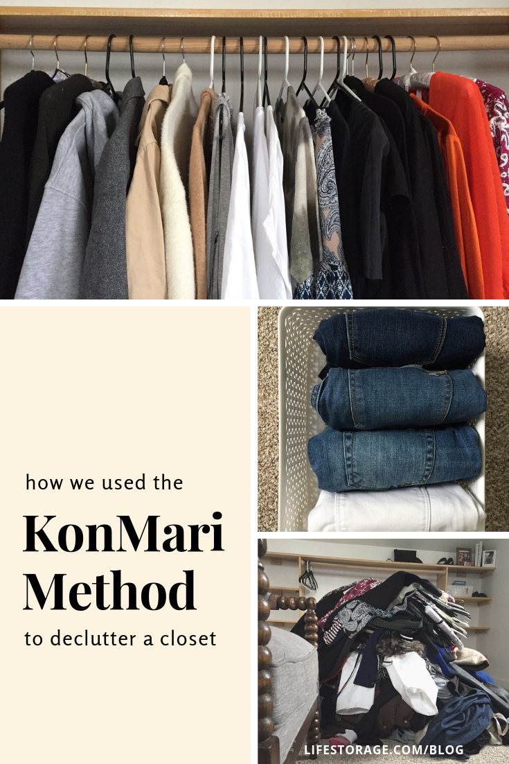 Organize Closet By Color Or Style