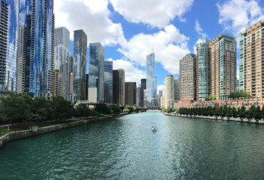 Moving to Chicago