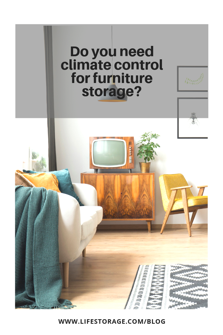 Do You Need Climate Controlled Storage