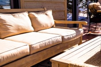 How to Store Patio Cushions