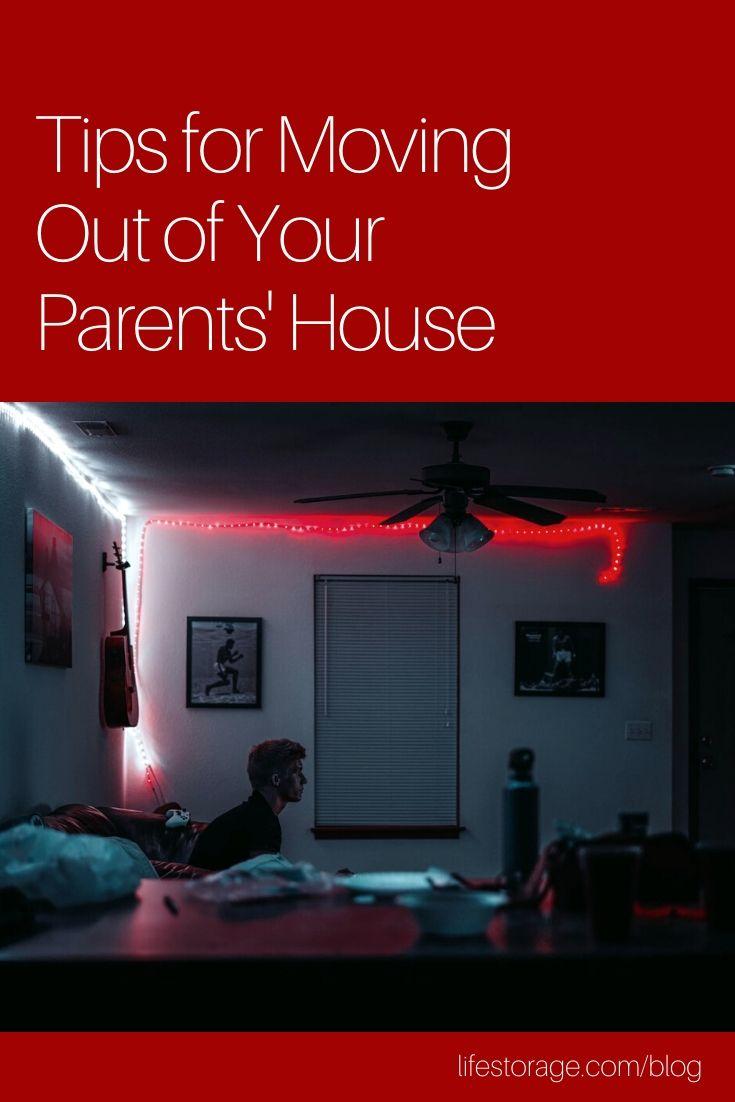 Wskazówki dotyczące wyprowadzki z domu rodziców