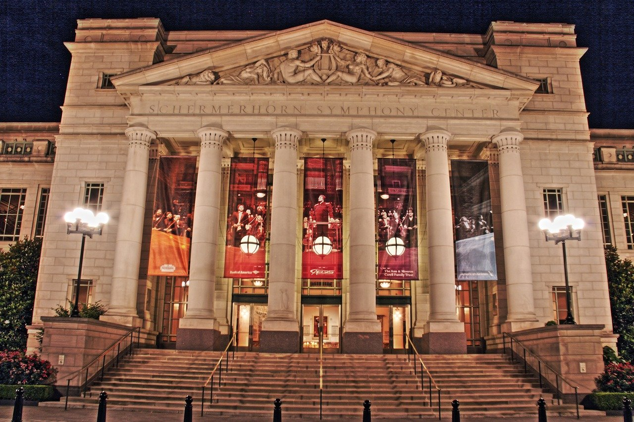 Schermerhorn Symphony Center Nashville Tennessee