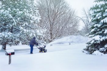 Steps for Optimal Snow Blower Storage