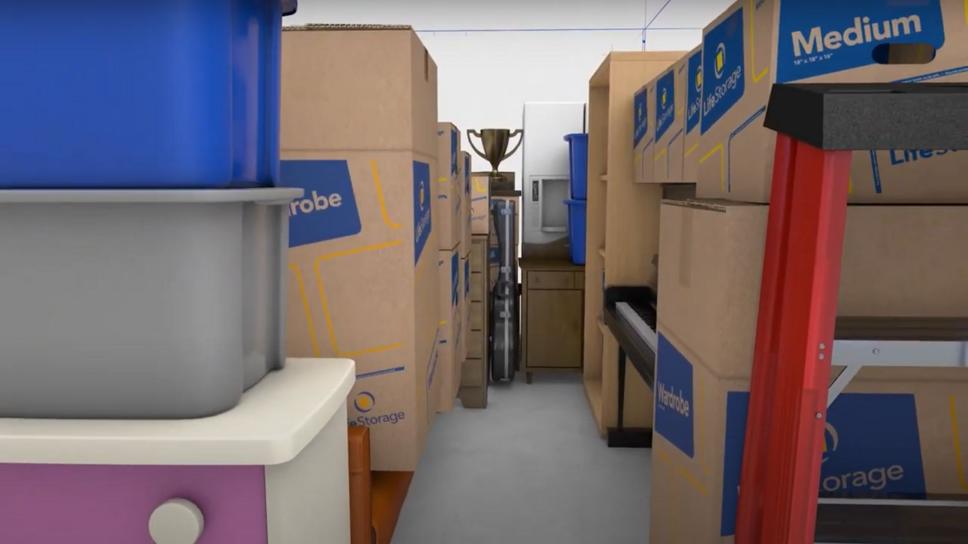 Self Storage Tips for New Renters - Life Storage Blog
