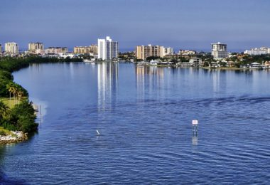 Moving to Clearwater, Florida - City View from the Coast