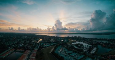 Moving to Fort Myers, FL - Ariel View of Suburbs