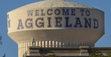 Welcome to Aggieland Water Tower in College Station TX
