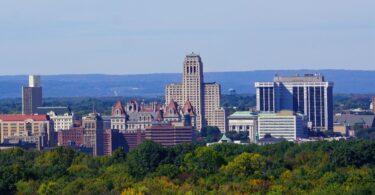 Albany, NY, Cityscape - Moving to Albany Guide